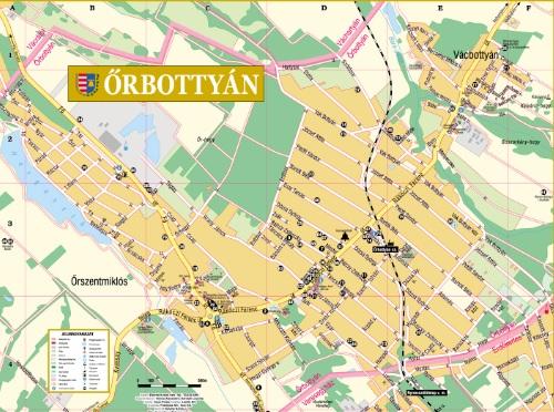 őrbottyán térkép Elérhetőségek, Kapcsolat őrbottyán térkép